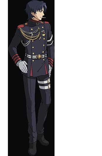 Anime Characters Png : Image guren ichinose anime owari no seraph wiki