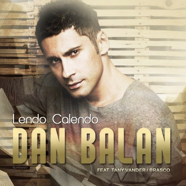 Dan Balan couple