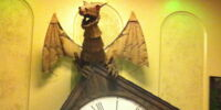 Clock of the Time Dragon