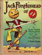 Jack pumpkinhead cover