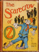 Scarecrow of oz cover