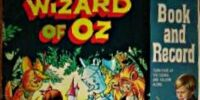 The Wizard of Oz (Peter Pan Book and Record)