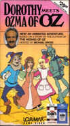 Dorothy Meets Ozma of Oz VHS