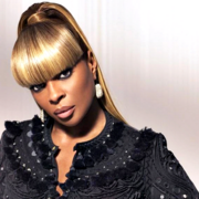 Mary J Blige PNG