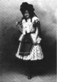The Wizard of Oz 1902 musical extravaganza Anna Laughlin as Dorothy