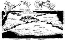 Ozoplaning map
