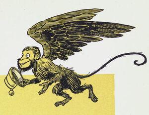 Winged Monkeys 3