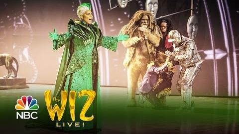 The Wiz Live! - So You Wanted to Meet the Wizard (Highlight)