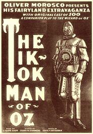 TikTokMan Poster bigTikTokMonochrome