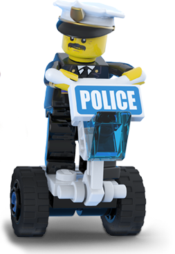Marion Dunby | ... Lego City Undercover Chief Dunby