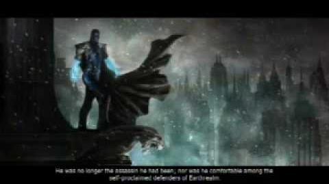 video mortal kombat vs dc universe subzeros ending