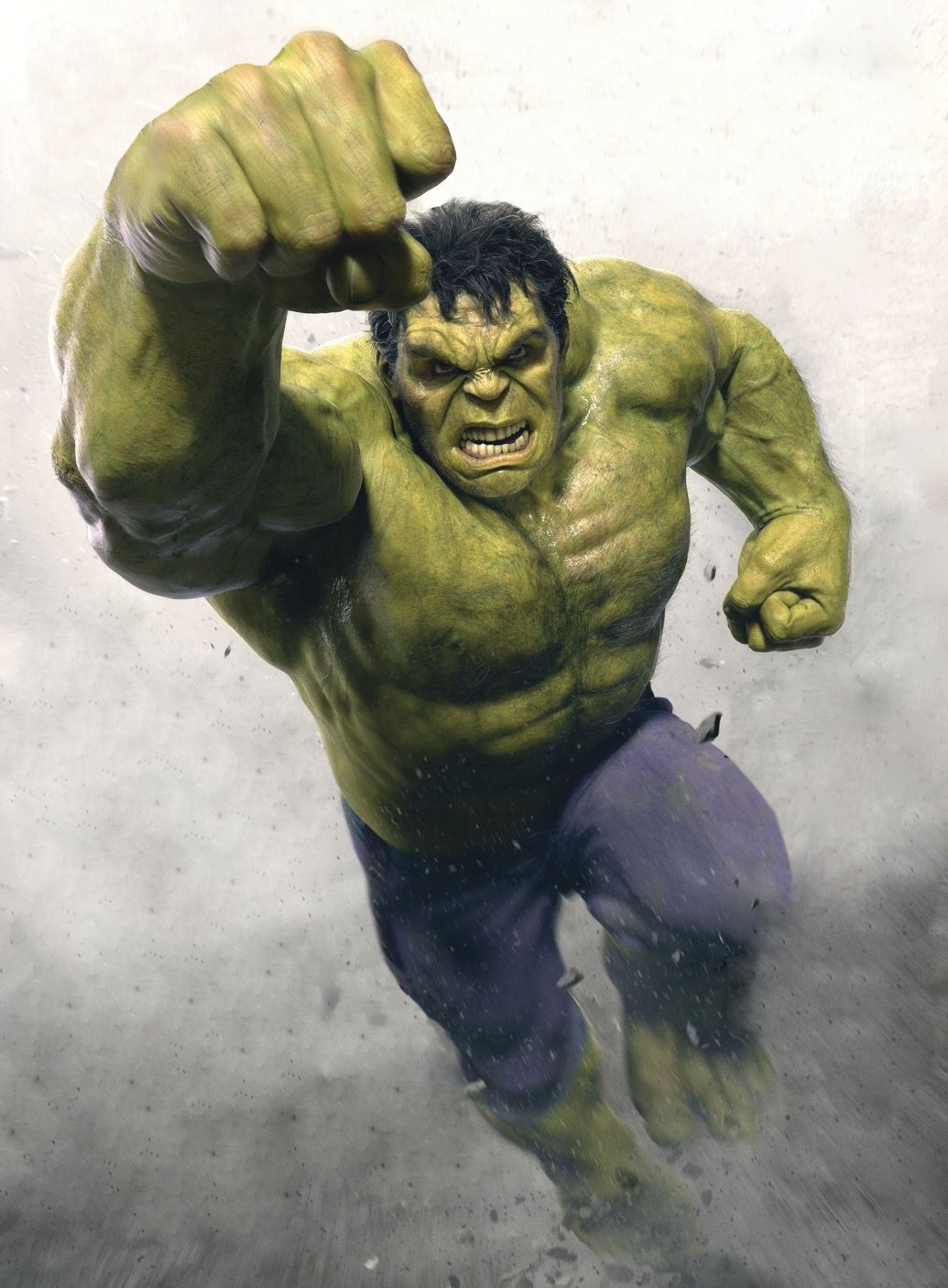 This is a photo of Inventive Picture of the Hulk