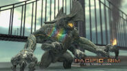 Trespasser in Pacific Rim The Video Game