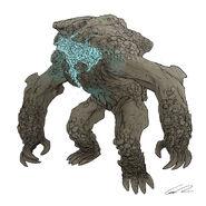 Kaiju Concept Art 06