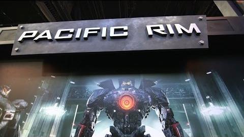 Pacific Rim Jaeger Pilot - Drift with the Rift (SDCC 2014) HD