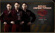 Pacific Rim Crimson Typhoon Crew