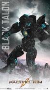JaegerPoster BLACK TALON 2