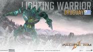 Jaeger Lighting Warrior HD