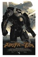 Pacific Rim (Variant Edition) by Gabz