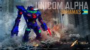 Unicom Alpha Jaeger