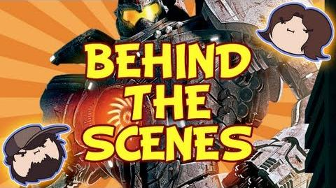 Pacific Rim Behind the Scenes - Game Grumps