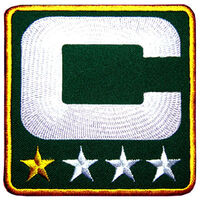 Packers captain patch