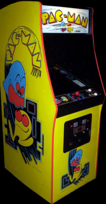 Pac-man-arc-cabinet