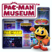 PAC-MAN Museum Box-Art