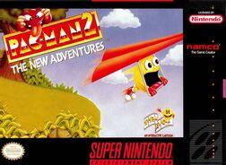 Pacman2 snes