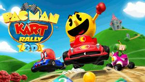 PAC-MAN Kart Rally 0