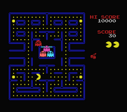 Pac-Man (MSX) (blueMSX 2.8.2)