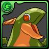 No.027  グリーンコドラ(綠色幼龍)