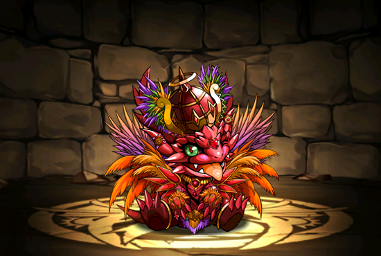 Samba Ruby Dragon