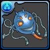 No.162  進化の青仮面(進化之藍面具)