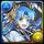 No.2971  藍海の水龍喚士・スミレ(藍海之水龍喚士・菫 )