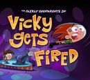 Vicky es despedida