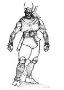 Evil Ninja sketch