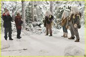 Yeti, Set, Snow