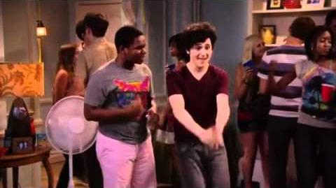 HQ Pair of Kings - The Barf of July Fiesta Clip (Pair of Kings Beach Party Maggot Massacre)