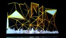Projection Mapping Pakistan Benson Hedges