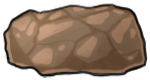 Brown Rock