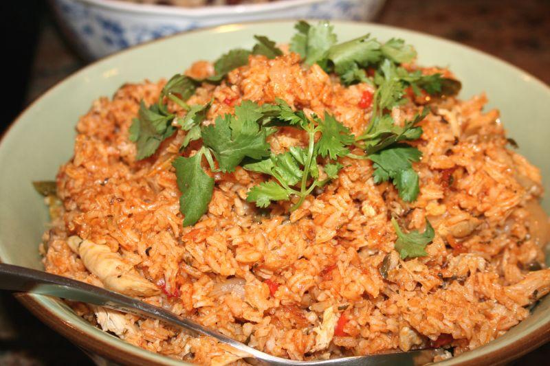 arroz con pollo yellow rice poor girl arroz con pollo arroz con pollo ...