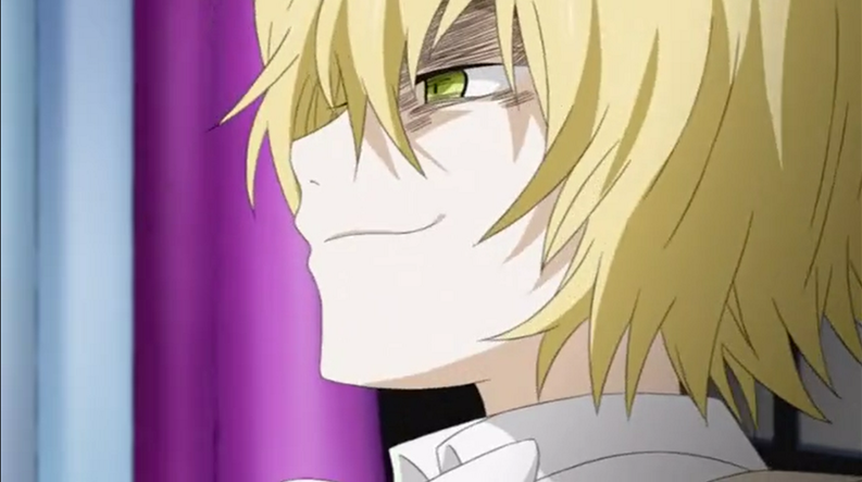 Pandora Hearts Review vincent nightray