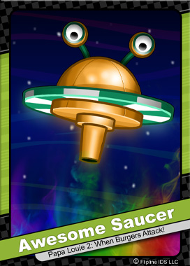 Awesome Saucer