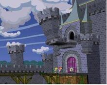 Hooktail castle