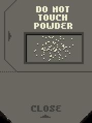 Poison Packet Inside