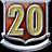 V badge Level20Badge