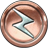V Badge Deathsurge