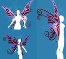 Costume Piece: Fairy Wings