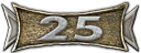 Badge count 25
